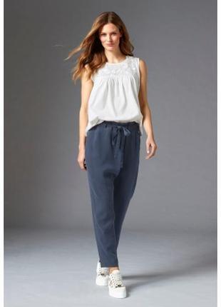 Классные трикотажные штаны-гаремы коллекция seize +