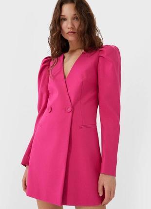 Платье пиджак stradivarius