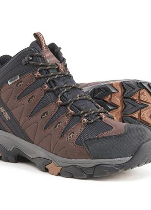 Мужские ботинки hi-tec ryan mid hiking boots waterproof