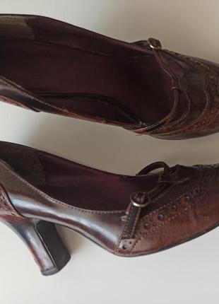 Классические туфли оксфорды blink р.39