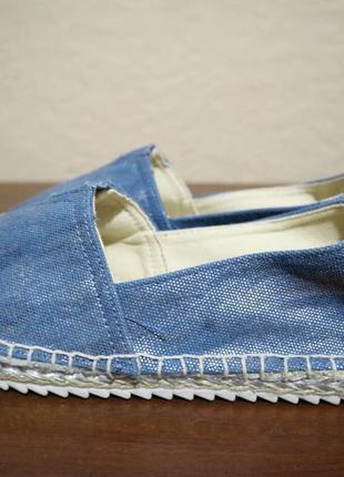 Мокасины/слипоны lola blue 38 размер