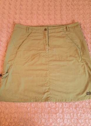 Короткая юбка jack wolfskin