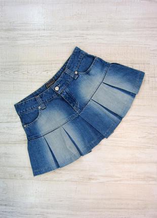 Юбка джинсовая motivi, р. s
