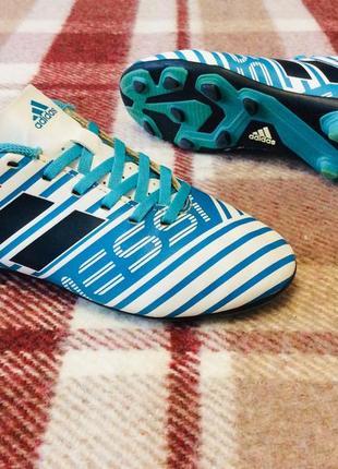 Копочки, бутси adidas nemeziz messi 17.4 ( оригинал ) бутсы