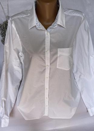 Белоснежная рубашка италия