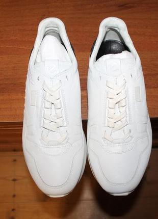 41 ecco astir кожаные кроссовки