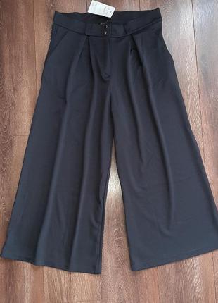 Юбка-брюки,  брюки-кюлоты батал