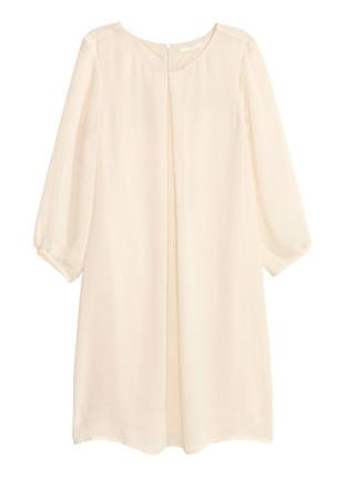 Платье плаття пудра пудрове пудровое светлое короткое