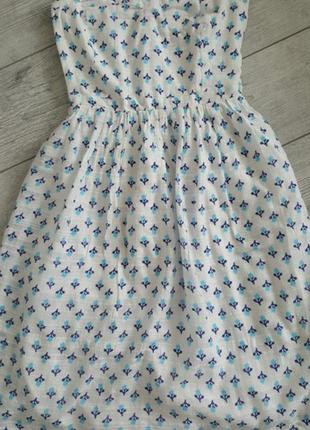 Стильное платье сарафан из хлопка old navy