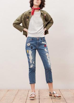 Новые джинсы от stradivarius оригинал