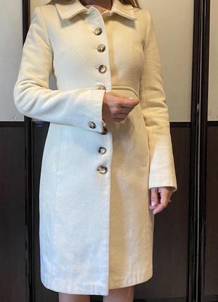 Пальто шерсть stella polare s