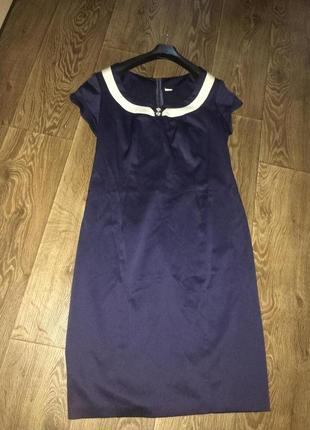 Качественное, строгое, красивое платье. бренд элегант. белоруссия.