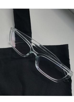 Солнцезащитные прозрачные очки 👓