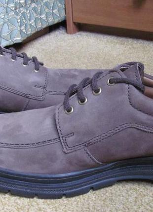 Туфли (полуботинки) sioux р.45.5. оригинал. gore-tex2 фото