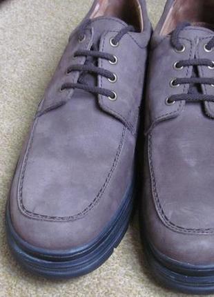 Туфли (полуботинки) sioux р.45.5. оригинал. gore-tex6 фото