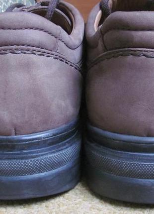 Туфли (полуботинки) sioux р.45.5. оригинал. gore-tex7 фото