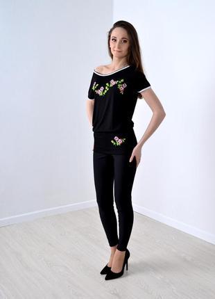 Новая туника футболка вишиванка вышиванка