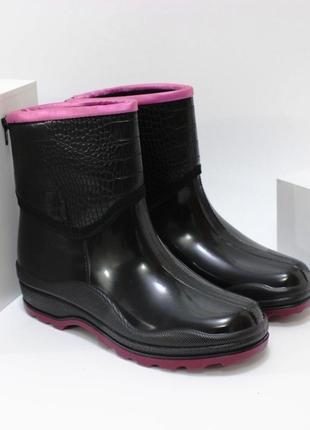 Сапоги резиновые  / ботинки резиновые