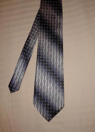 Галстук / краватка в дрібні квадратики