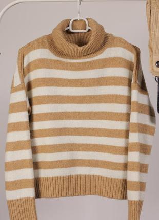 Стильний полосатий светр primark