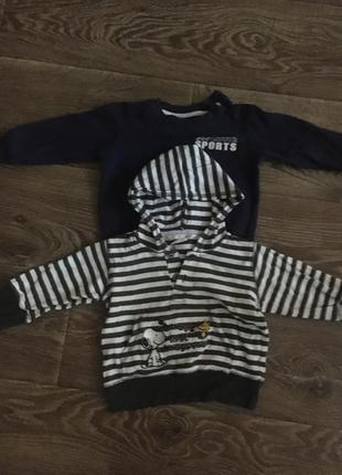 Кофты, свитерок для малыша.
