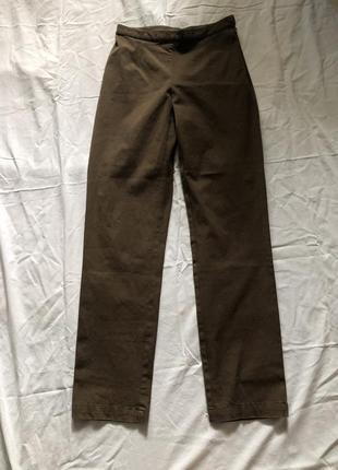 Красивое штаны винтаж хлопок laura ashley