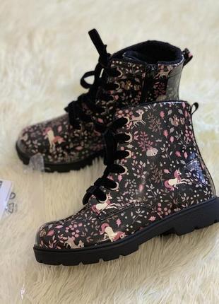 Стильные ботинки h&m