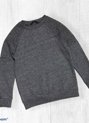 George свитер свитшот на байке начес на мальчика 6-7 лет