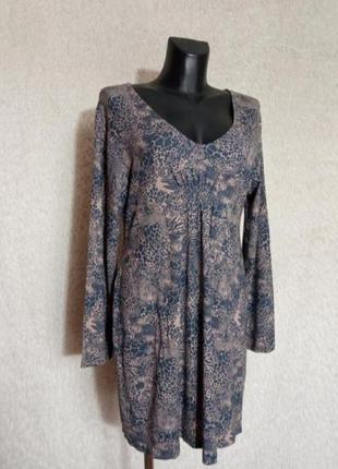 Новое платье туника из вискозы