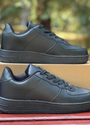 Мужские кроссовки total black