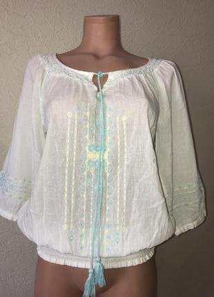Блуза вишиванка сорочка