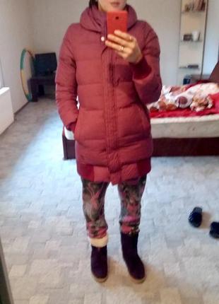 Пуховик куртка зимняя nike