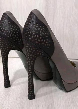 Ажурні туфлі