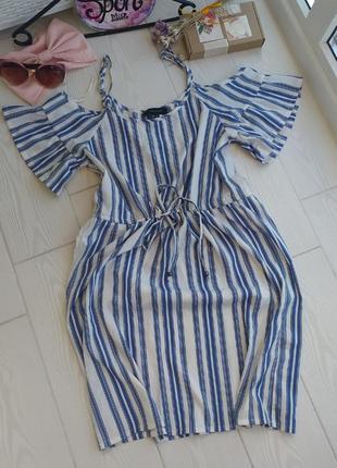 Платье сарафан легкое летнее