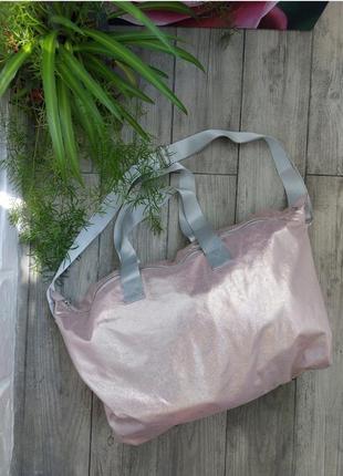 Мягкая большая сумка