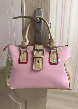 Esprit розовая сумка.