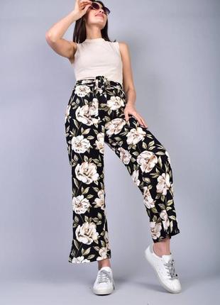 Стильные брюки-кюлоты лето