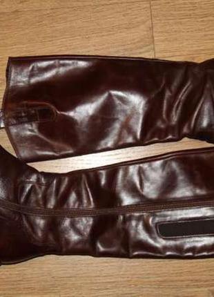 Сапоги из натуральной кожи, gabor. размер 41.