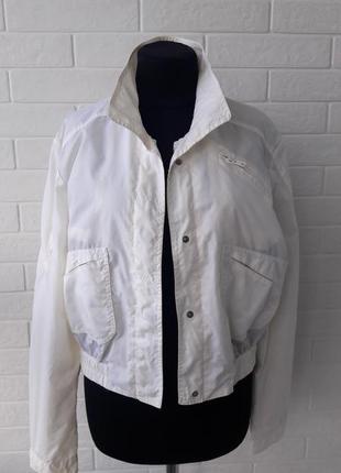 Оригинальная куртка ветровка armani jeans
