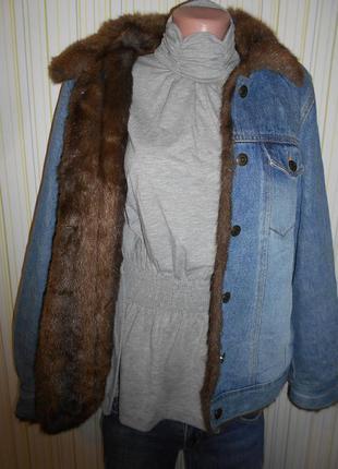 #джинсовая куртка на меху #classics sports#