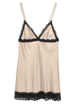 Женская ночнушка пеньюар esmara lingerie ночная рубашка