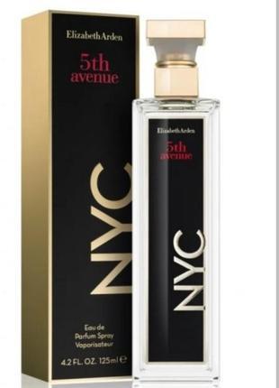Оригінал!!!!elizabeth arden 5th avenue nyc парфумована вода для жінок 125 мл