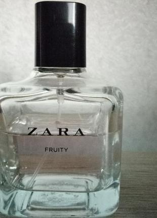 Парфюм zara fruity
