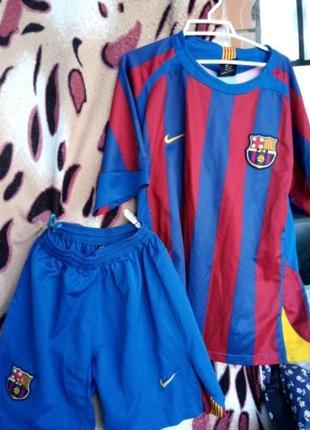 Форма футбольная шорти футболка