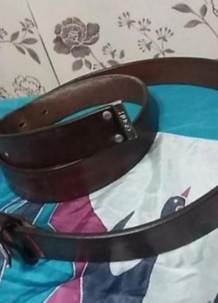 Люкс бренд !!! кожаный ремень