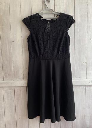 Платье бренда dorothy perkins / чёрное