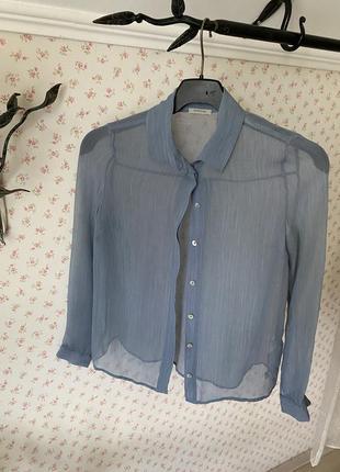 Шелковая рубашка intimissimi