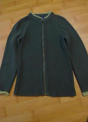 Кофта свитер 6-7 лет