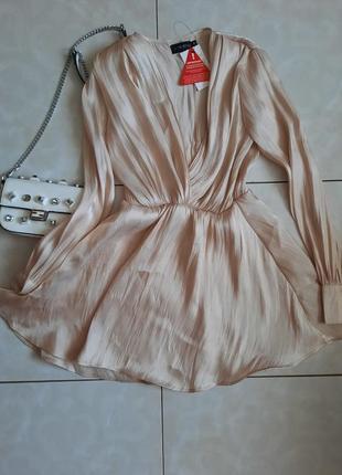 Новое легкое воздушное платья