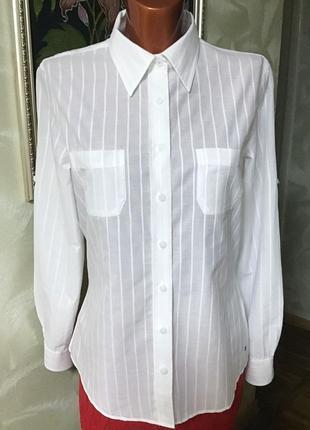 Новая офисная рубашка от tommy hilfiger